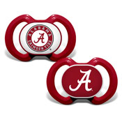 Gen. 3000 Pacifier 2-Pack - Alabama, University Of