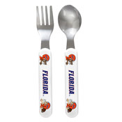 Fork & Spoon Set - Florida, University Of