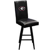 University of Georgia Bulldogs Bar Stool Swivel 2000