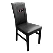 University of Georgia Bulldogs Side Chair 2000