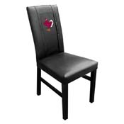 Virginia Tech Hokies Collegiate Side Chair 2000 with Stand logo