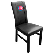 Detroit Pistons NBA Side Chair 2000