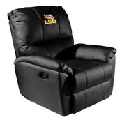 LSU Tigers Collegiate Rocker Recliner