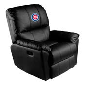 Chicago Cubs MLB Rocker Recliner