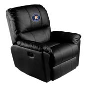 Houston Astros MLB Rocker Recliner