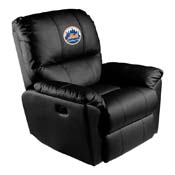 New York Mets MLB Rocker Recliner