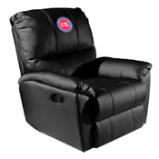 Detroit Pistons NBA Rocker Recliner