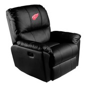 Detroit Red Wings NHL Rocker Recliner