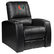 University of Miami Hurricanes Relax Recliner