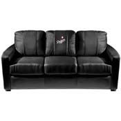 Los Angeles Dodgers MLB Silver Sofa