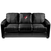 Arizona Coyotes NHL Silver Sofa