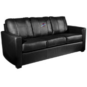 Cleveland Cavaliers NBA Xcalibur Sofa with Global Logo Panel