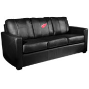 Detroit Red Wings NHL Xcalibur Sofa