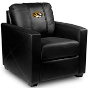 Missouri Tigers Collegiate Silver Chair