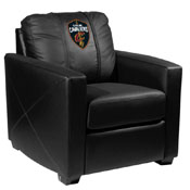 Cleveland Cavaliers NBA Silver Chair