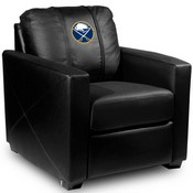 Buffalo Sabres NHL Silver Chair