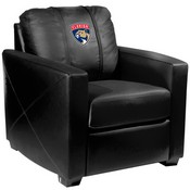 Florida Panthers NHL Silver Chair