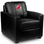 New Jersey Devils NHL Silver Chair