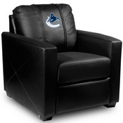 Vancouver Canucks NHL Silver Chair