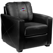 Cleveland Cavaliers NBA Xcalibur Chair with Global Logo Panel