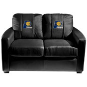 Indiana Pacers NBA Silver Love Seat