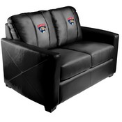 Florida Panthers NHL Silver Love Seat