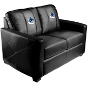 Vancouver Canucks NHL Xcalibur Love Seat