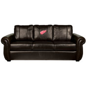 Detroit Red Wings NHL Chesapeake Sofa