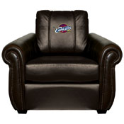 Cleveland Cavaliers NBA Chesapeake Chair with Global Logo Panel