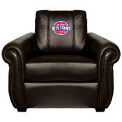 Detroit Pistons NBA Chesapeake Chair