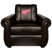 Detroit Red Wings NHL Chesapeake Chair