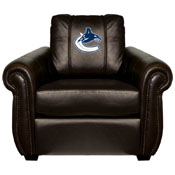 Vancouver Canucks NHL Chesapeake Chair