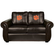Clemson Tigers Collegiate Chesapeake Love Seat