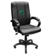 Michigan State Spartans Collegiate Office Chair 1000