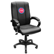 Detroit Pistons NBA Office Chair 1000