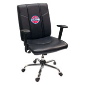 Detroit Pistons NBA Office Chair 2000