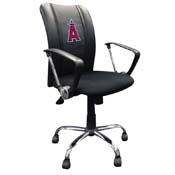 Los Angeles Angels of Anaheim MLB Curve Task Chair