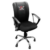 Pittsburgh Pirates MLB Curve Task Chair