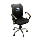 Buffalo Sabres NHL Curve Task Chair