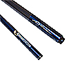 Blue Metallic Billard Stick Pool Cue Stick
