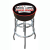 Four Aces Logo Padded Bar Stool