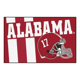 Alabama Uniform Inspired Starter Rug 19x30