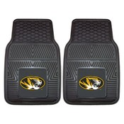 Missouri 2-pc Vinyl Car Mat Set
