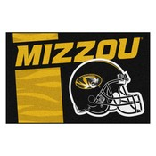 Missouri Uniform Inspired Starter Rug 19x30
