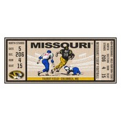 University of Missouri Ticket Runner 30x72