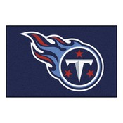NFL - Tennessee Titans Starter Rug 19x30