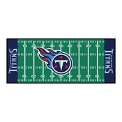 NFL - Tennessee Titans Runner 30x72