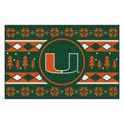University of Miami Holiday Sweater Starter 19