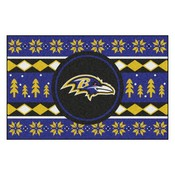NFL - Baltimore Ravens Holiday Sweater Starter 19