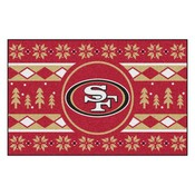NFL - San Francisco 49ers Holiday Sweater Starter 19